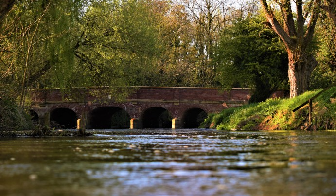 Bridge at Sturry