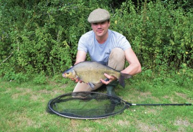 Big river bream, Kentish Stour