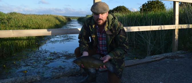 Tench 16th June