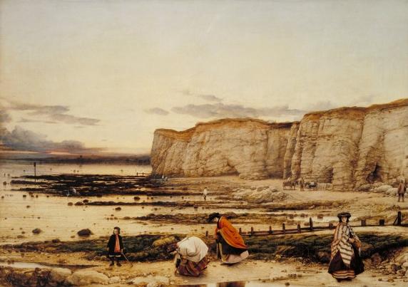 Pegwell Bay, William Dyce