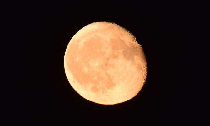Harvest Moon Sept 18